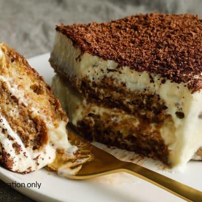 Jacaranda - Desserts - Tiramisu image