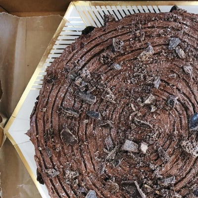 Tansi Kitchen - Mini  malted chocolate cake  image