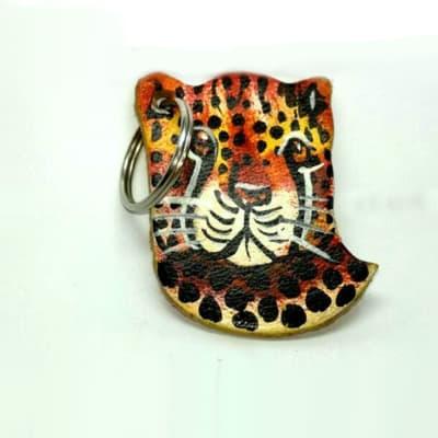 Leopard key ring image