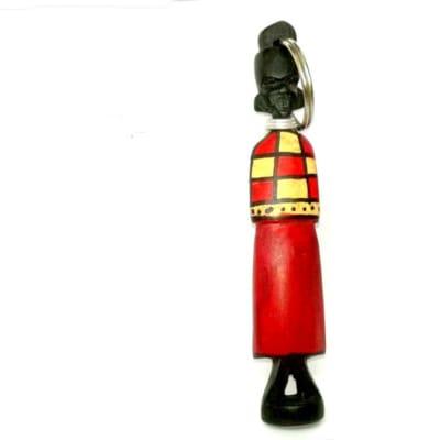 Masai key ring image