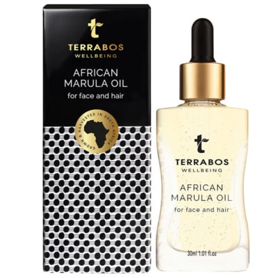 Terrabos African Marula Oil for face and hair  image
