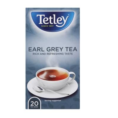 Earl Grey Tea  Rich & Refreshing Taste 20 Tea Bags image