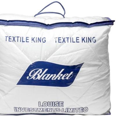 Textile King  White Duvet  Blanket image