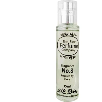 The Fine Perfume Company  Fragrance No.8  Inspired by Flora image
