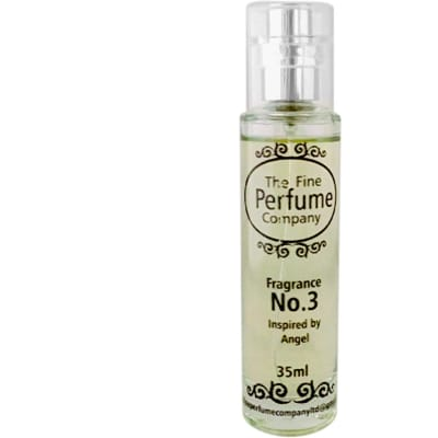 The Fine Perfume Company  Fragrance No. 3  Inspired by Angel image