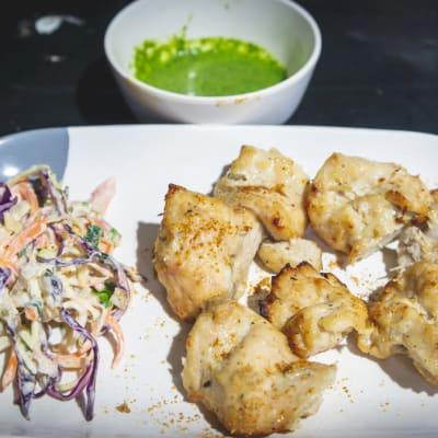 Tawa Menu - Chicken Malai tikka image