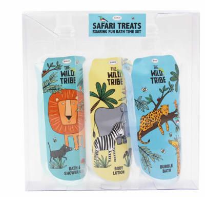 Bath & Shower the Wild Tribe  Big 5 Safari Treats image