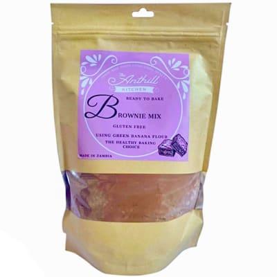 Brownie Mix  Ready to Bake Gluten-Free Banana Flour  300g image