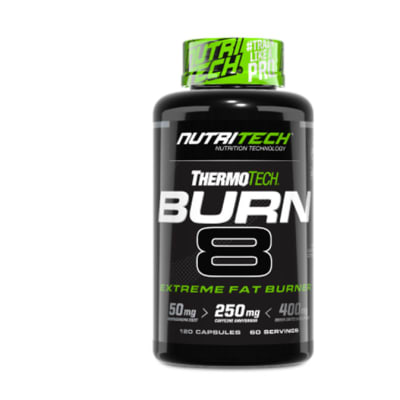 Thermotech®  Burn8 Extreme Fat Burner  image