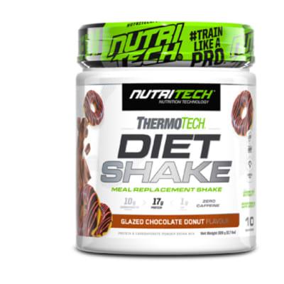 Thermotech®  Diet Shake Glazed  Chocolate Donut 320g image