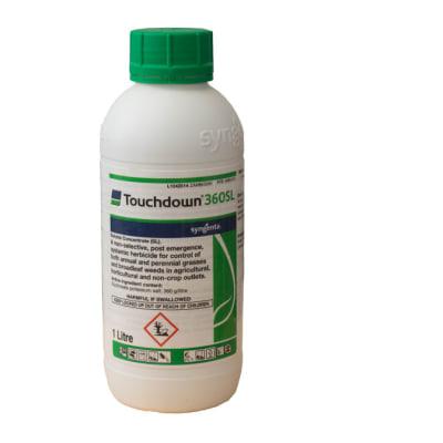 Touchdown Forte Hi Tech Herbicide 1litre  image
