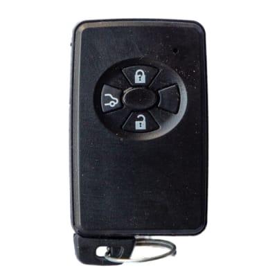 Toyota 3 Button Smart Key image
