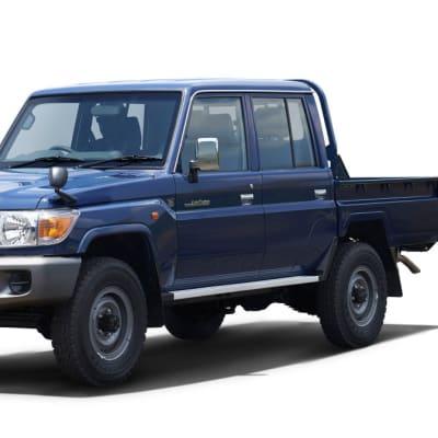 Toyota Land Cruiser - Per day - within Lusaka image