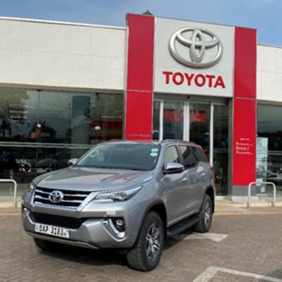 Toyota Zambia Ltd image
