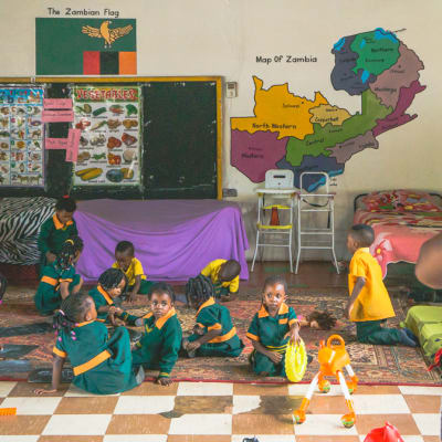 Nursery Term One Fees image