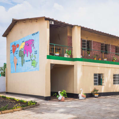 Tree Tops primary and Junior Secondary School image