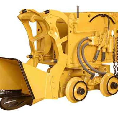 GOODMAN 12B ROCKERSHOVEL image