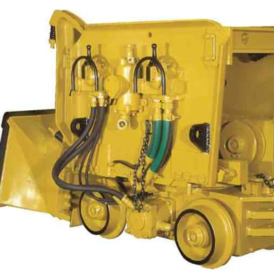 ATLAS COPCO LM71 AIR LOADER image