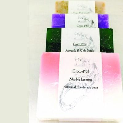 Croco D'oil Soap Handmade   Crocodile Oil Soap image