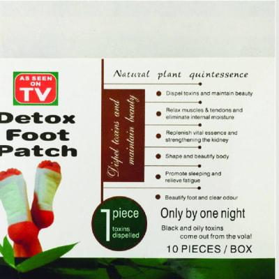 Umoyo Detox Foot Patch image