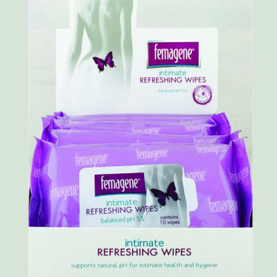 Femagene Intimate Refreshing Wipes image