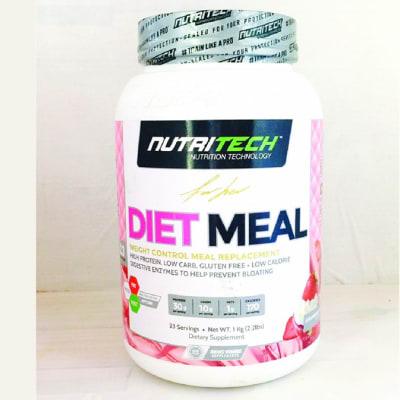 NUTRITECH- Diet Meal image