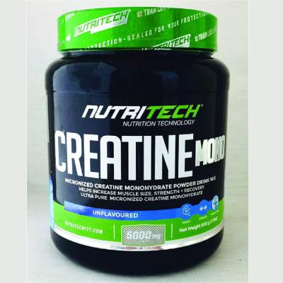 NUTRITECH - Creatine Monohydrates image