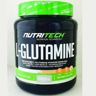 NUTRITECH - L-Glutamine image