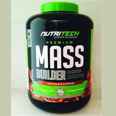 NUTRITECH - Mass Builder image