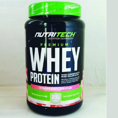 NUTRITECH - Premium Whey Powder image