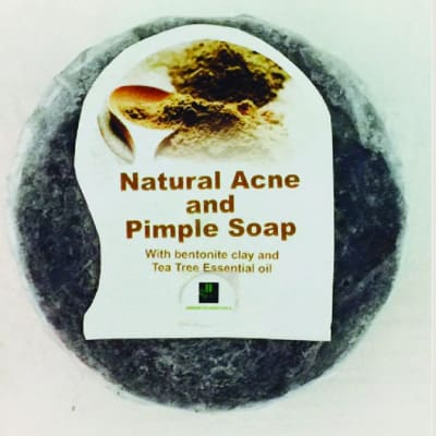Face Soap Natural  Acne and Pimple Soap image