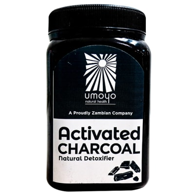 Activated Charcoal Natural Detoxifier 150g image