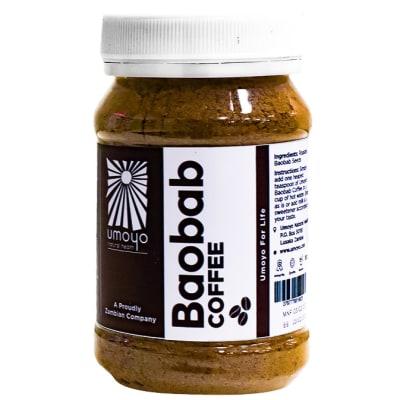 Baobab Coffee  Traditional Drink Caffeine Free image