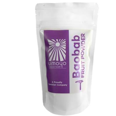 Baobab Fruit Powder African Superfood 100g image