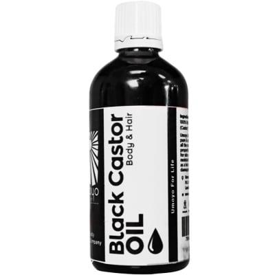 Black Castor Oil Hair & Skin Care 100ml image
