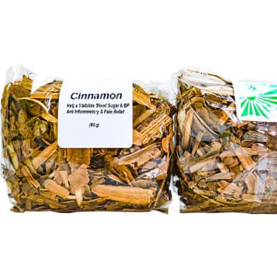 Herbal Tea Cinnamon  Cinnamomum 80g image
