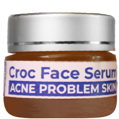 Croc Face Serum  Acne Problem Skin Conditions 100ml image