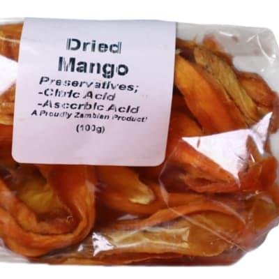 Dried Mango  100g  image
