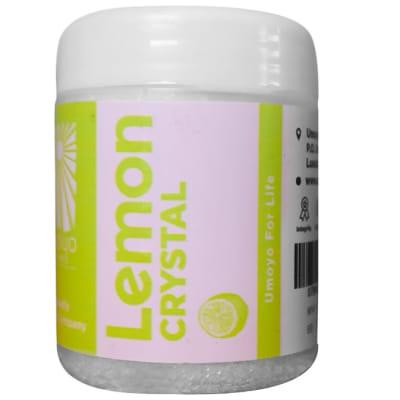 Lemon Tea Lemon Crystal Salt 75g image
