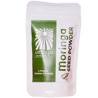 Moringa Seed Powder 100% Natural 90g  image
