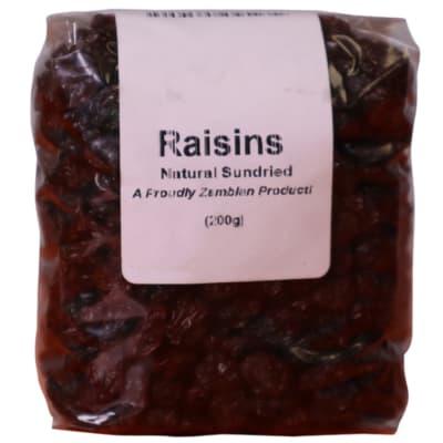 Raisins  200g image