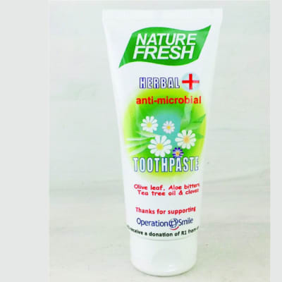 Nature Fresh Herbal Anti-Microbial Toothpaste image