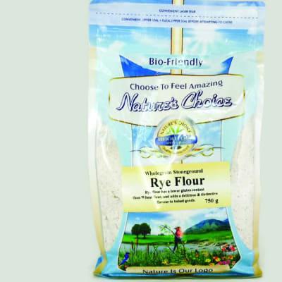 Nature's Choice Rye Flour image