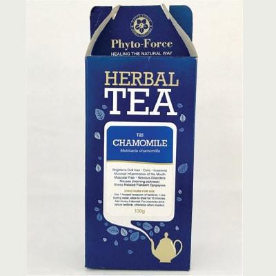 Phyto-Force Chamomile Tea (Matricaria Chamomilla) image