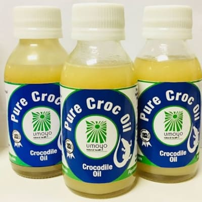 Pure Croc Oil image