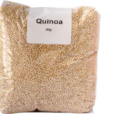 Quinoa Seeds Contains All Nine Essential Amino Acids 500g  image