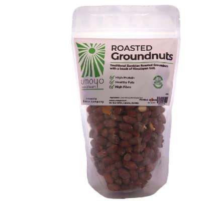 Salted Roasted Groundnuts / Peanuts 300g image