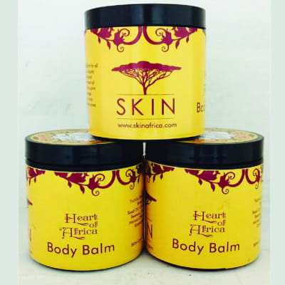 Heart of Africa Skin Body Balm Hydrating image