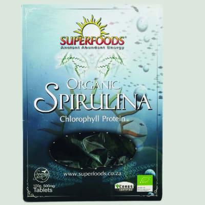 Superfoods Spirulina image