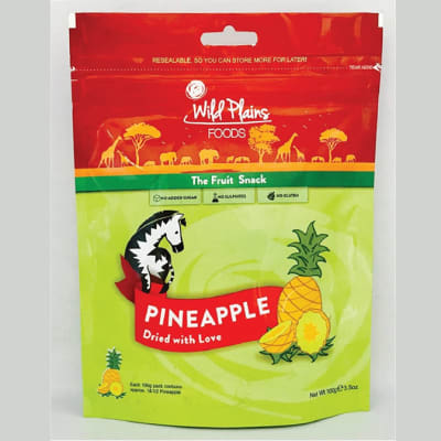 Wild Plains Foods - Dried Pineapples image